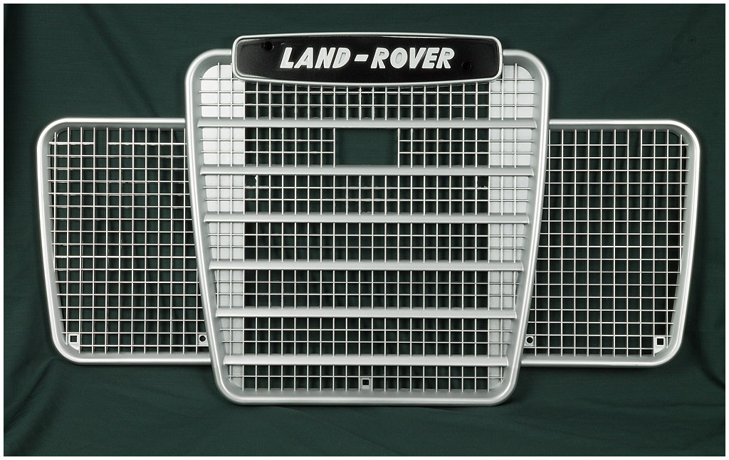 Land Rover Radiator grille