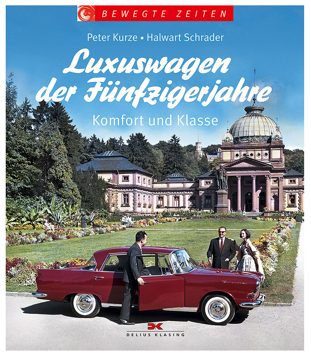 Luxuswagen der Fünfzigerjahre