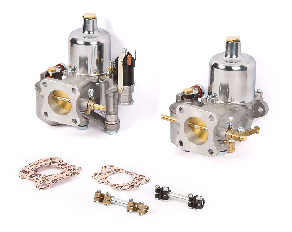 Jaguar Carburettors