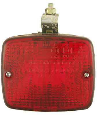 MG Rear fog lamp