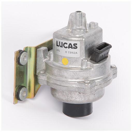Jaguar EGR valve