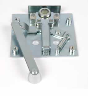 Sprite / Midget Lock remote control