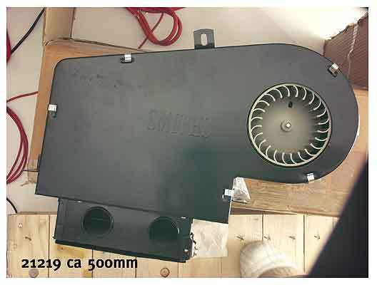 MG Heater