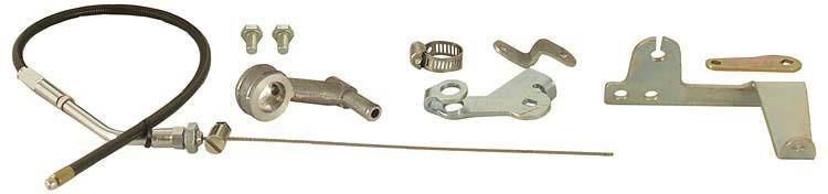 Sprite / Midget Throttle linkage