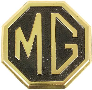 MG MG badge