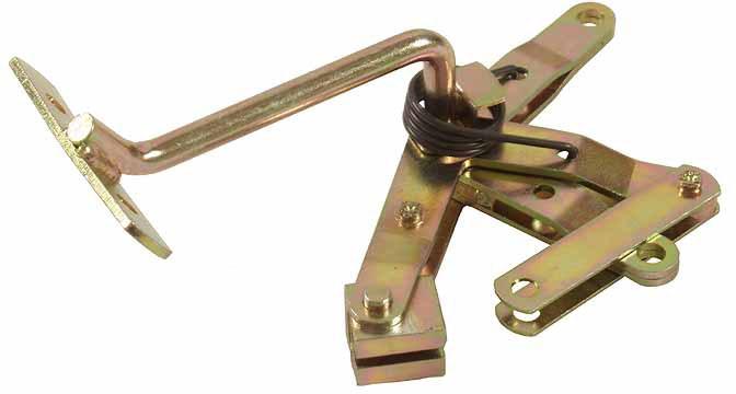 Jaguar Compensator bracket