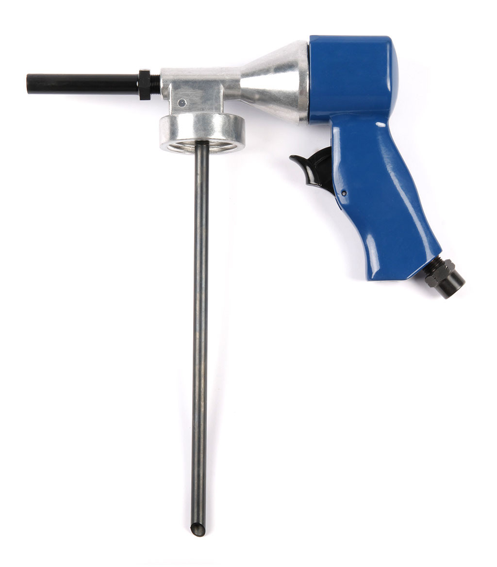 Spraygun for underbody coating