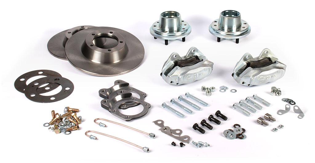 Jaguar Disc brake conversion kit