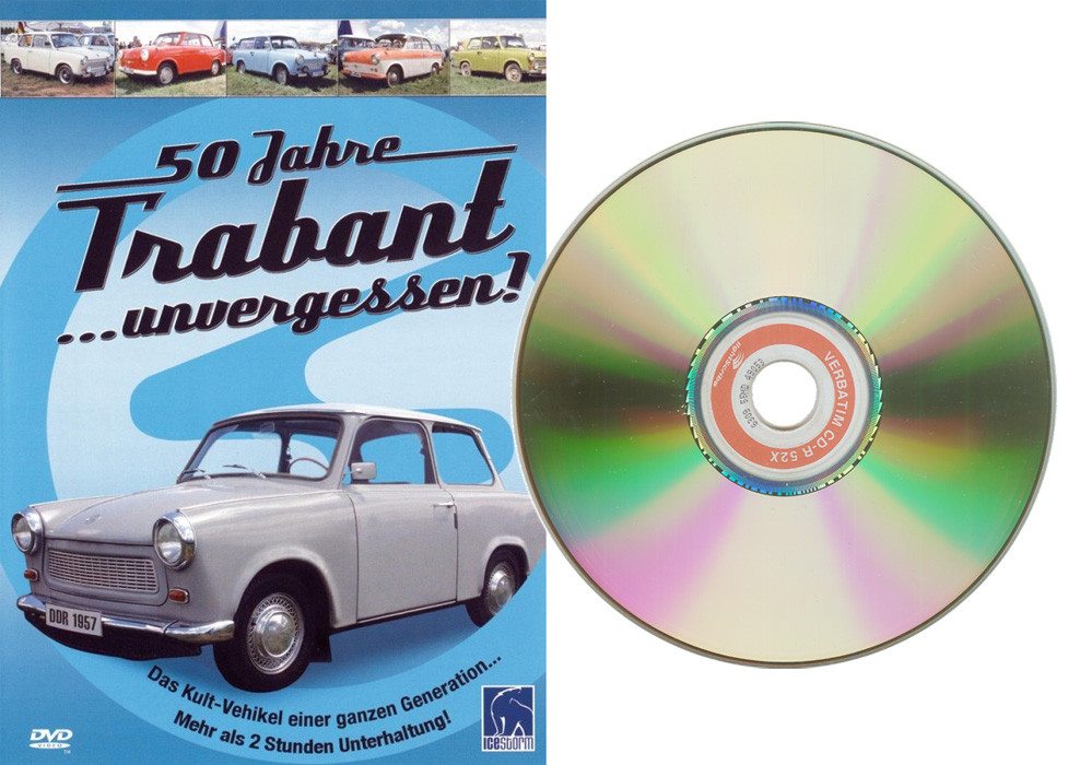 50 Jahre Trabant