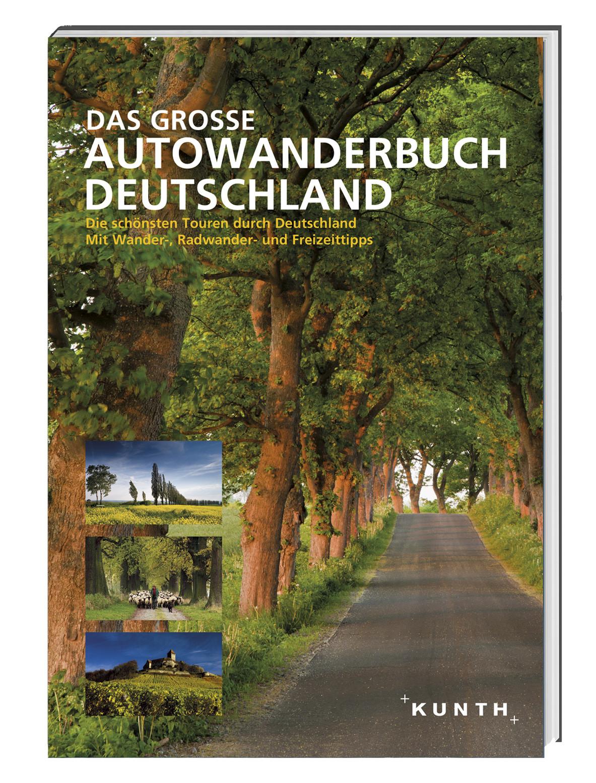 Das grosse Autowanderbuch