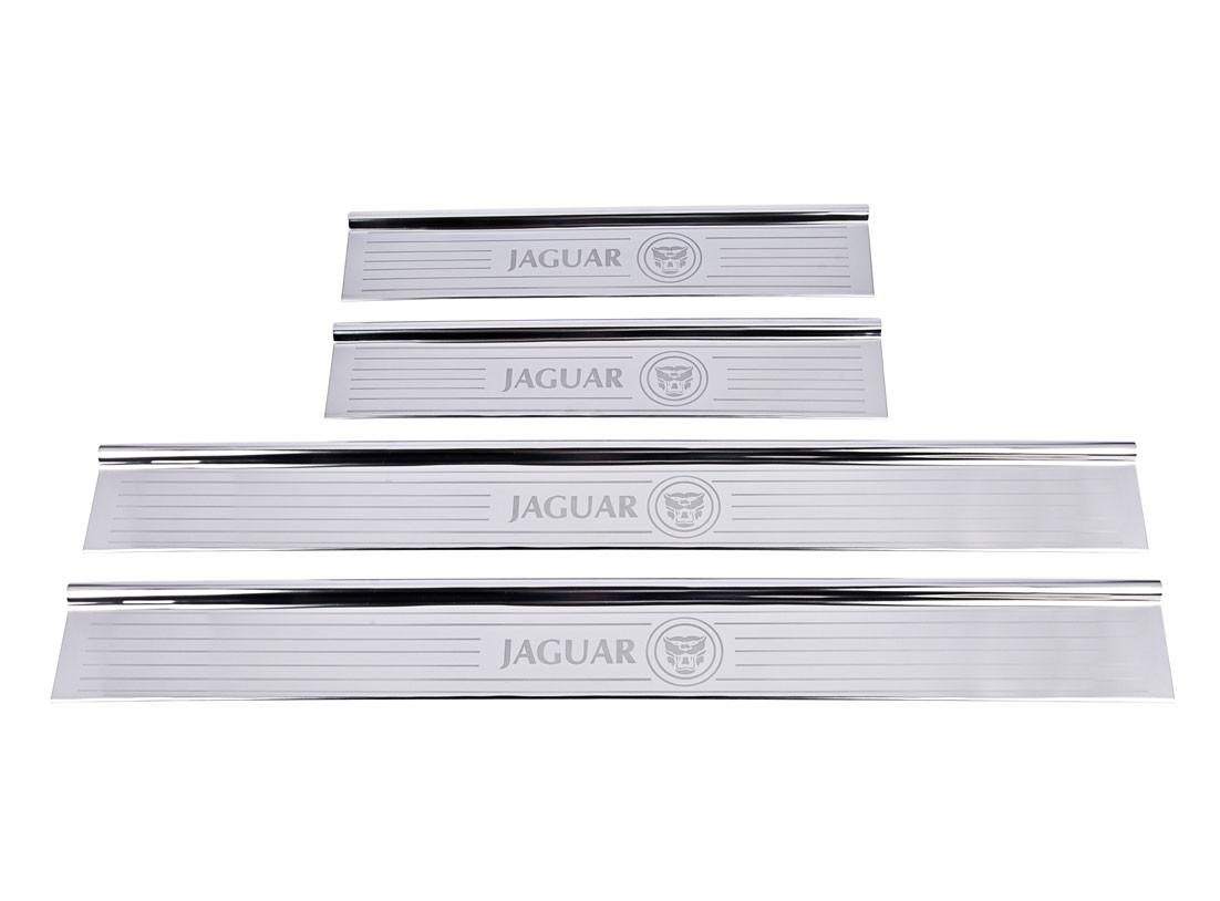 Jaguar Threshold plates