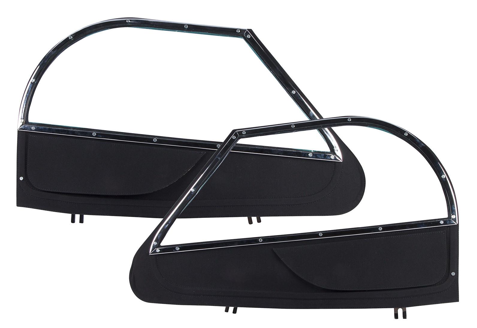 Jaguar Side screens