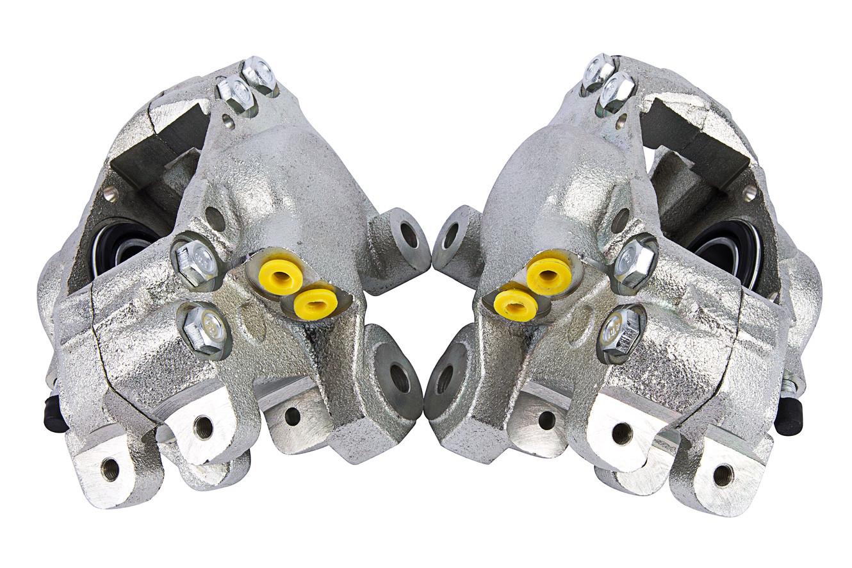 Jaguar Brake calipers