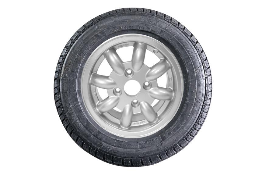 Mini Tyre