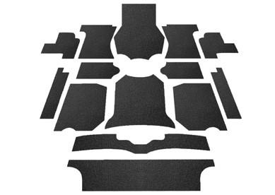 Triumph Carpet set