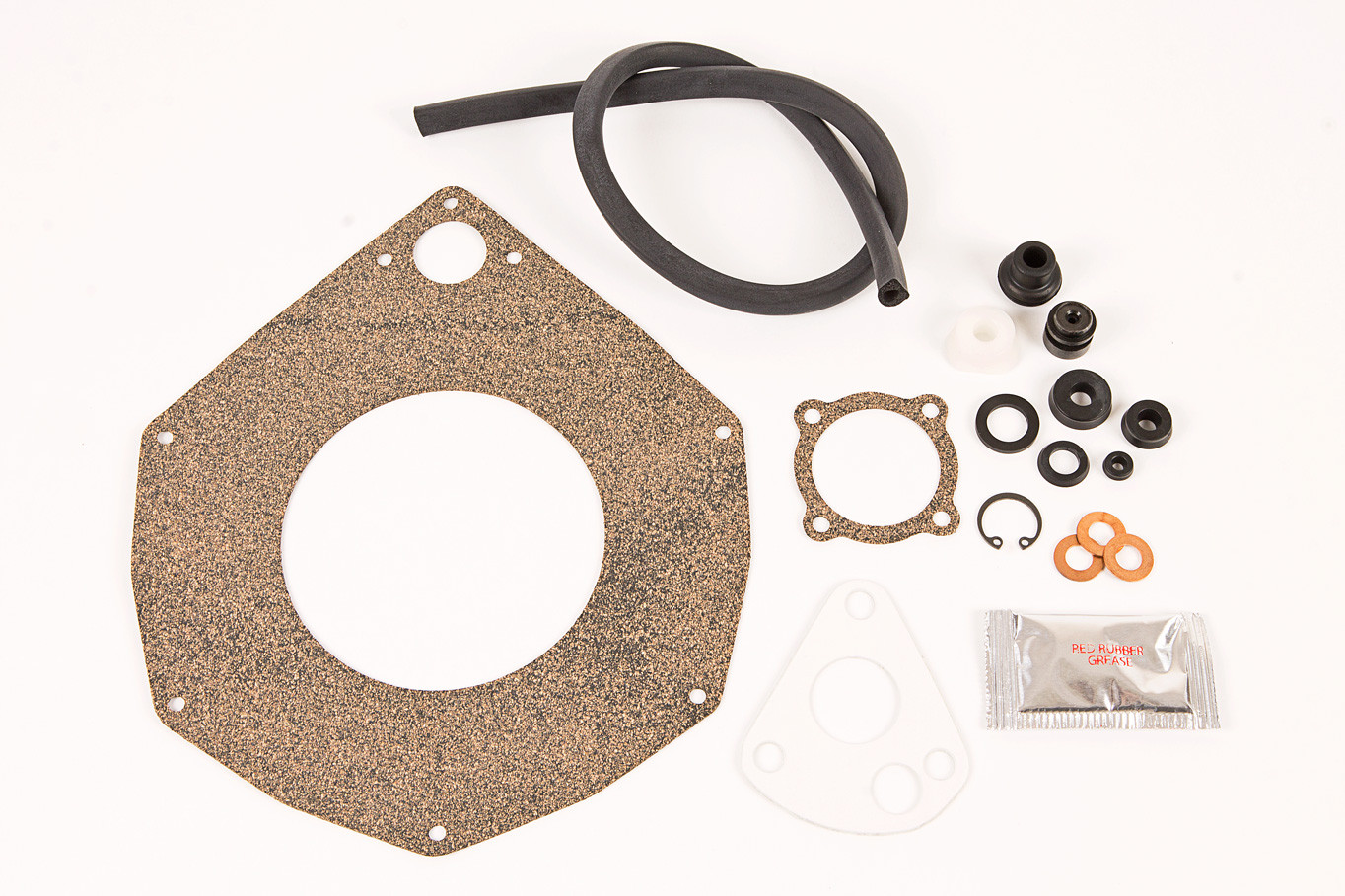 Brake servo repair kit