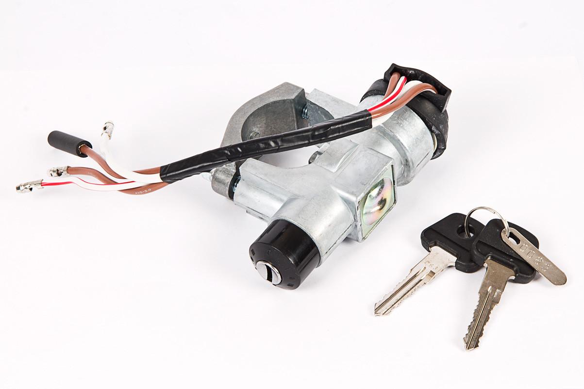 Range Rover Steering lock