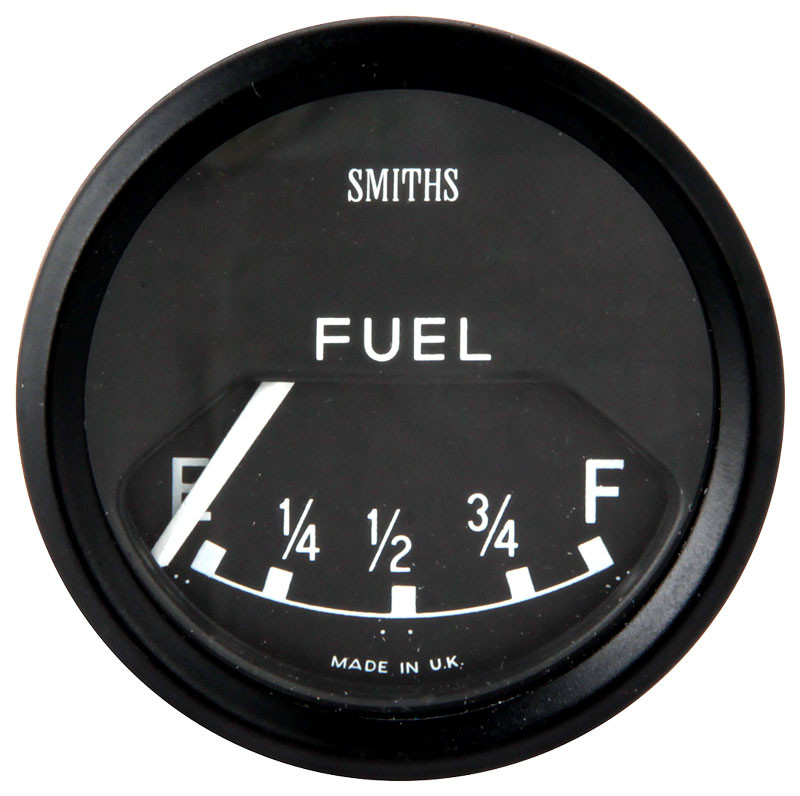 Jaguar Fuel gauge