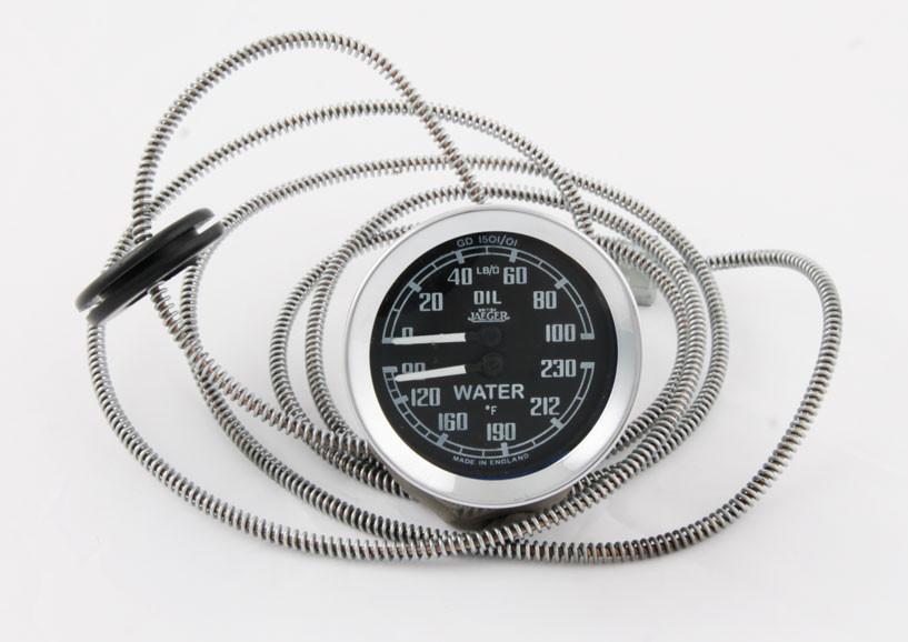 MG Dual gauge