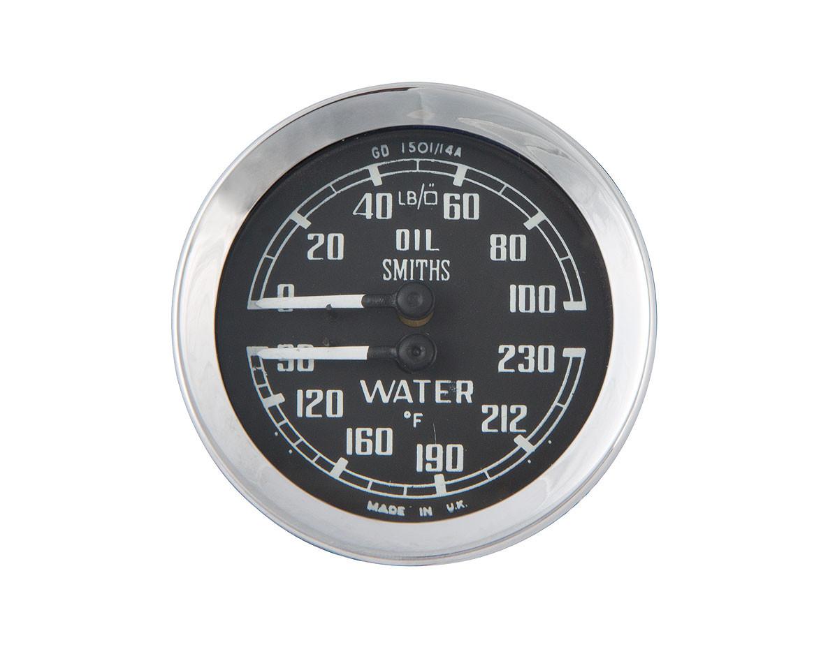 Dual gauge