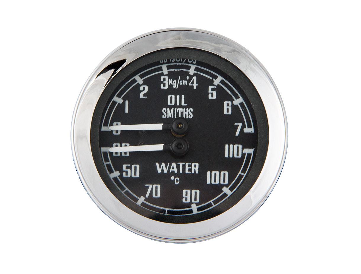 Austin Healey Dual gauge