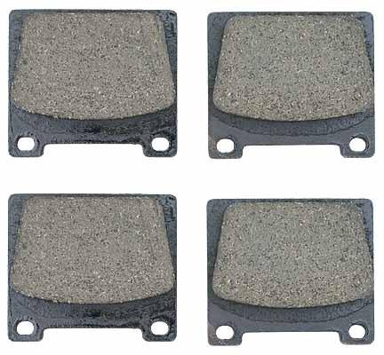 Triumph Brake pads