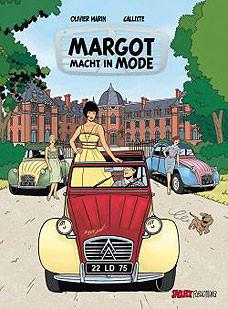 Margot macht in Mode (Vorzugsausgabe)