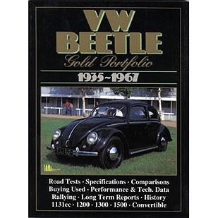 VW Beetle Gold Portfolio