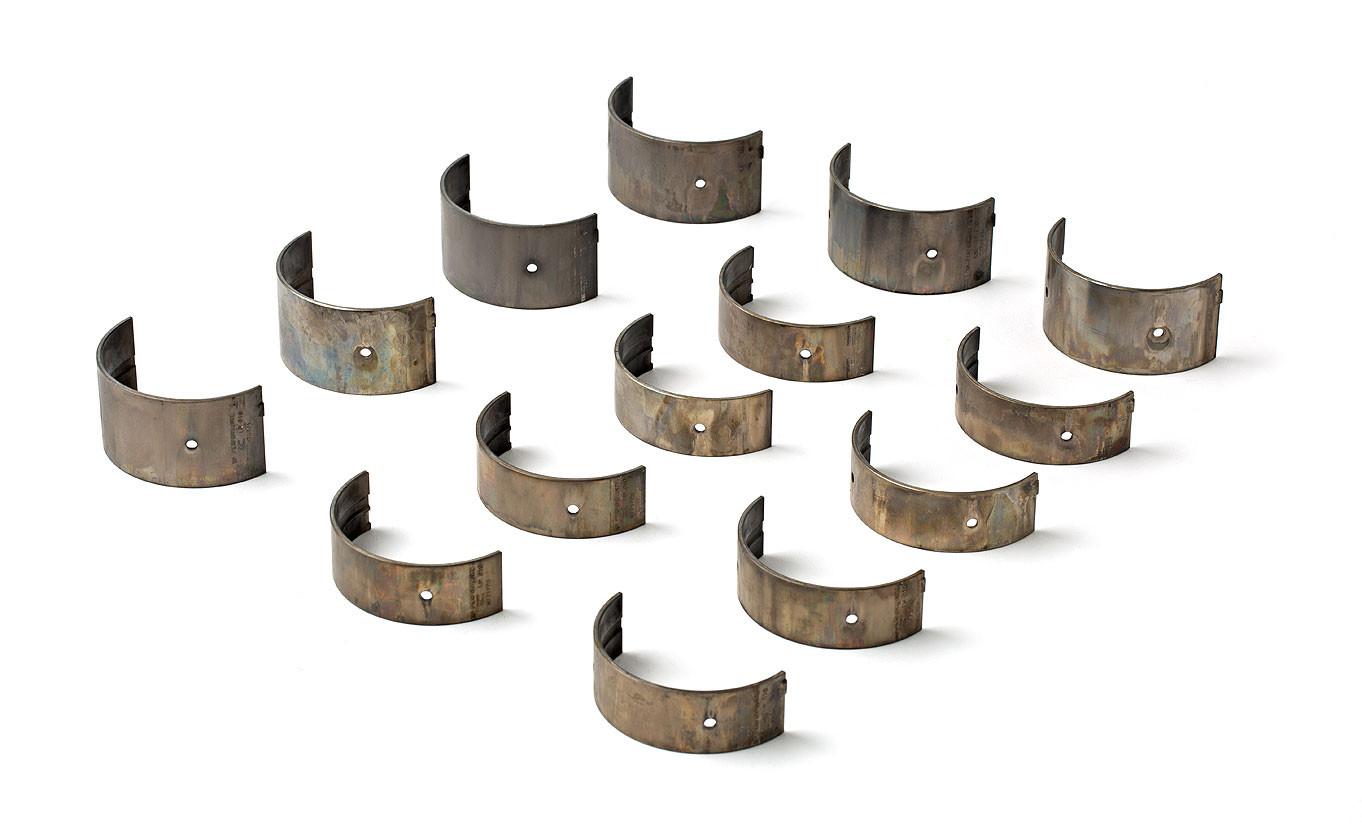Big end bearing set