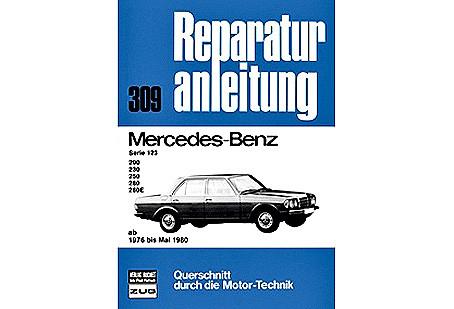 Mercedes-Benz Serie 123,200,230,250,280 76-80