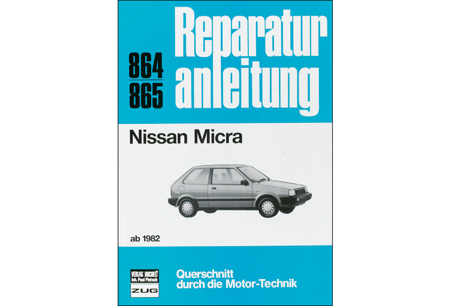 Nissan Micra ab 1982