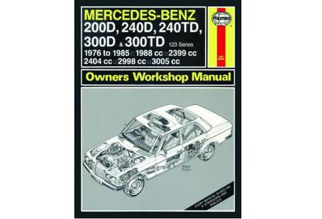 Mercedes-Benz (Oct 76 - 85)