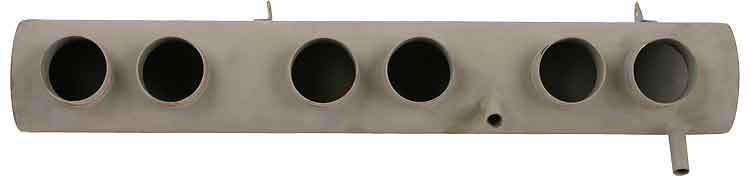 Triumph Air manifold