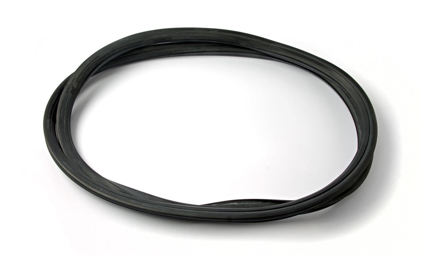Glazing rubber