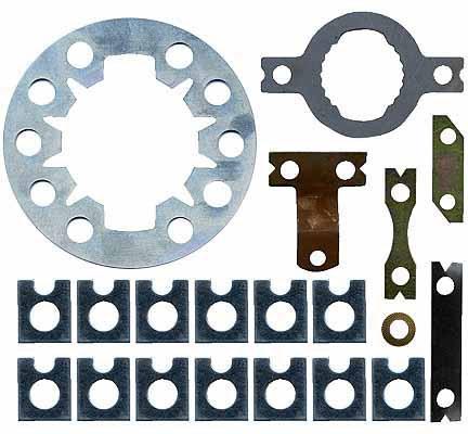 Jaguar Lock tabs