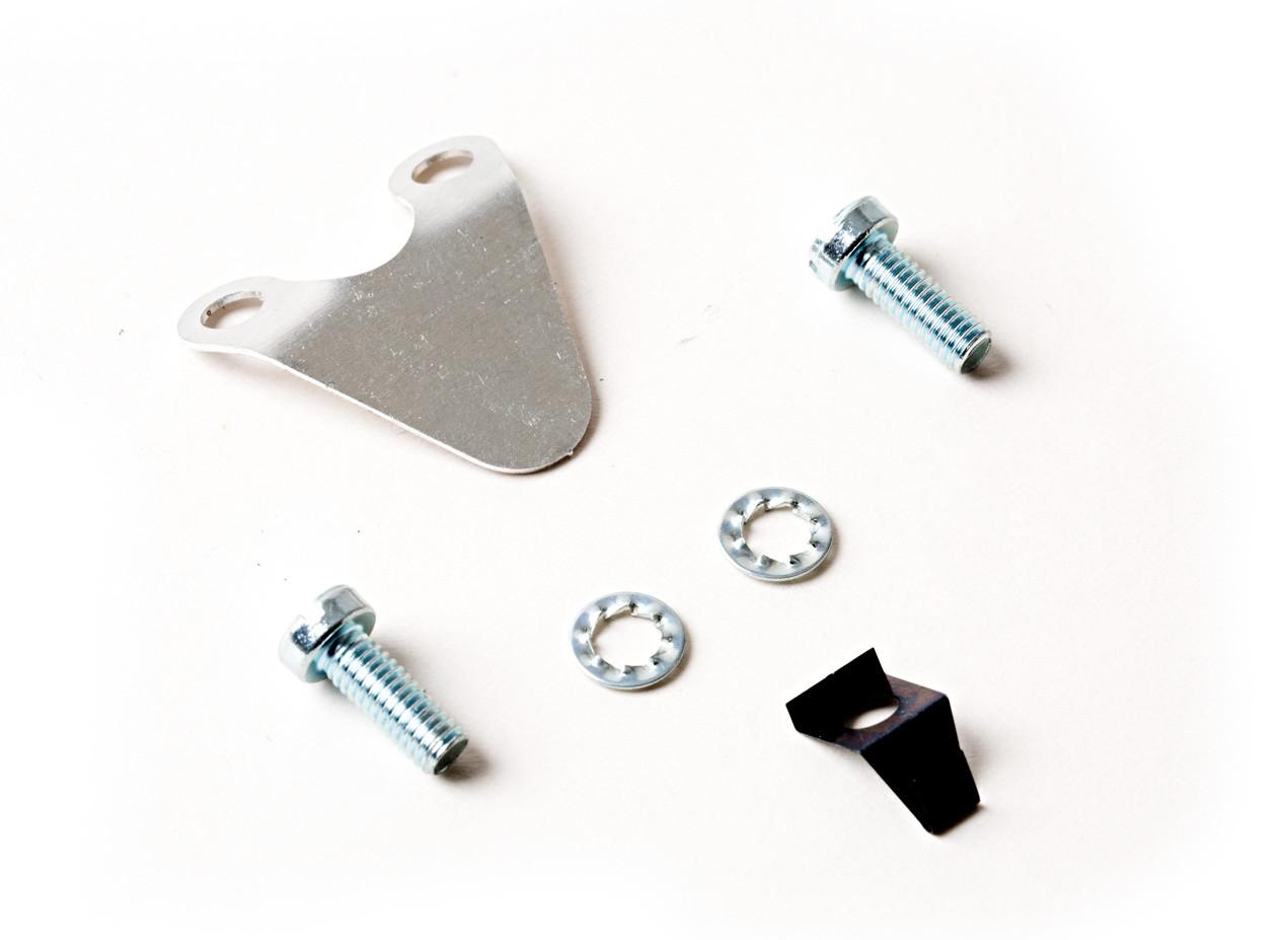Dust shield kit