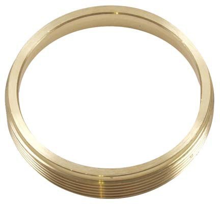 Solid brass collar
