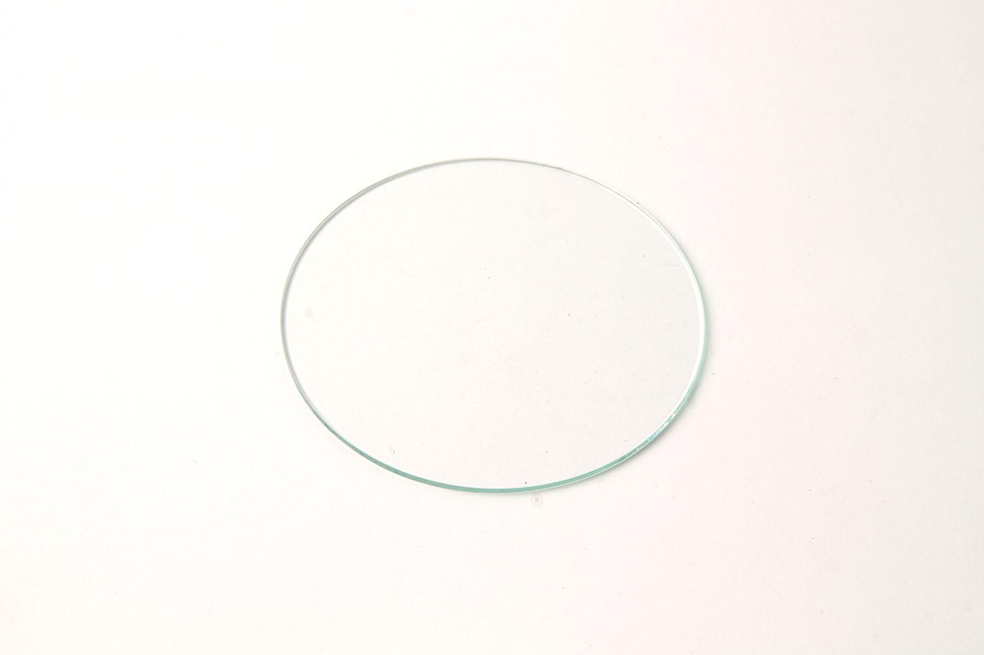 Instrument glass