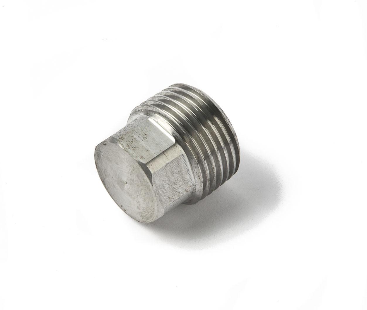 Blanking plug