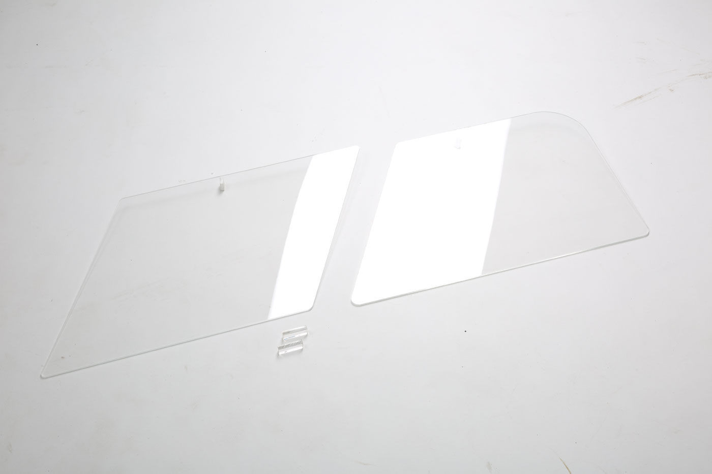 Perspex screens