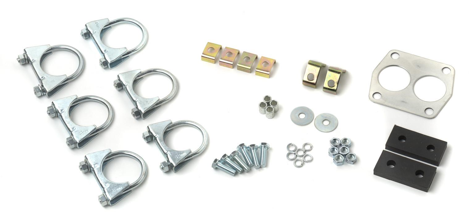 Exhaust mounting kit