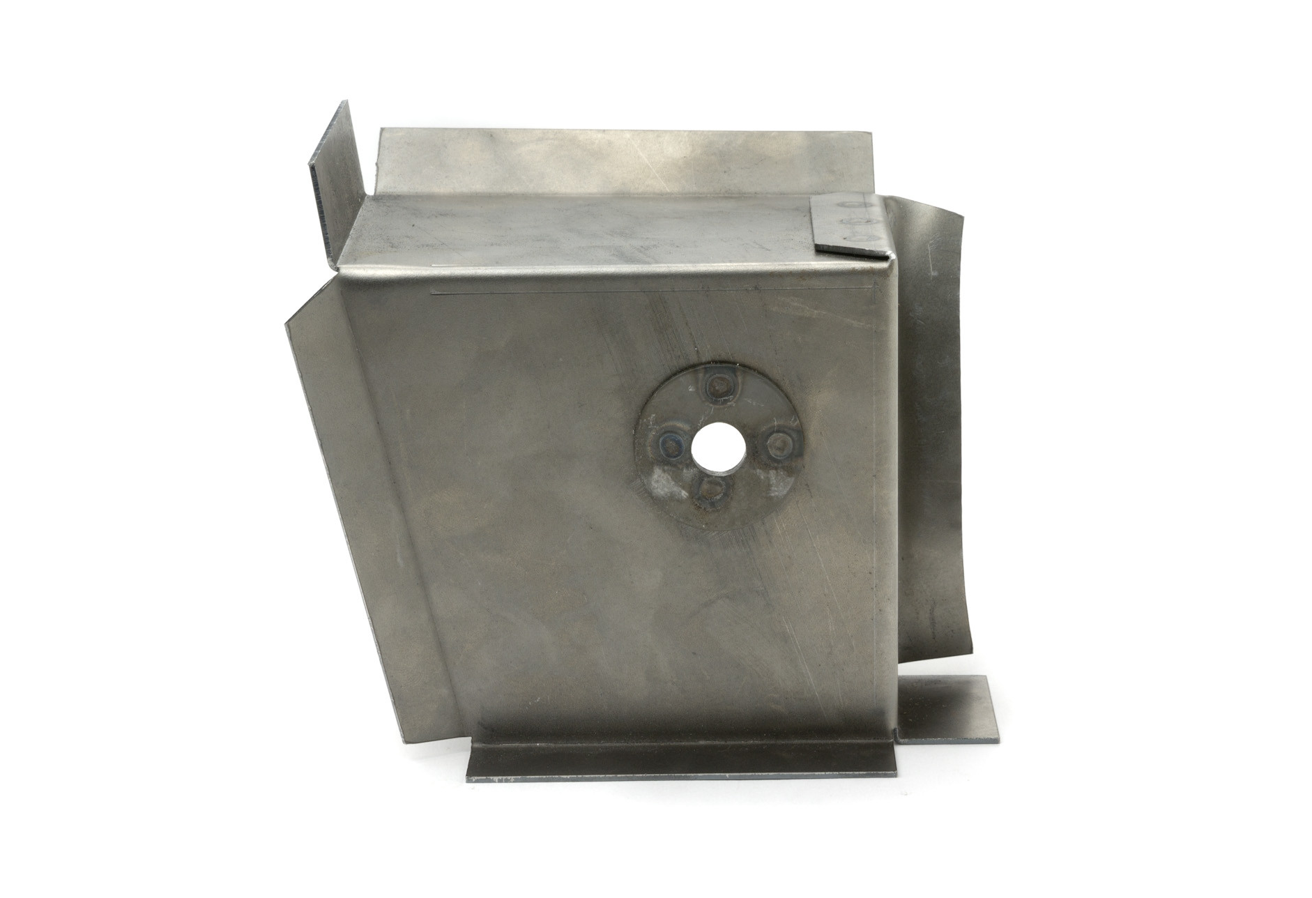 Radius arm box