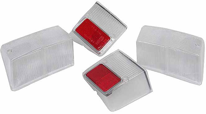 Mini Clear lens kit rear