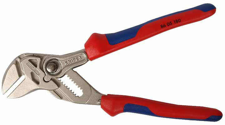 Plier Wrench
