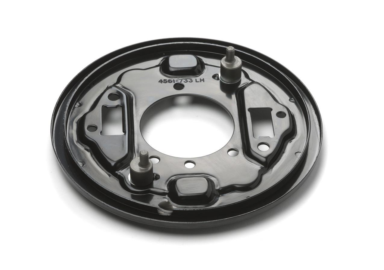 Brake anchor plate