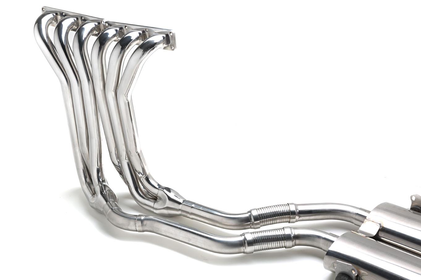 Tubular manifold