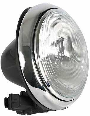 Mini H4 Halogen headlamp