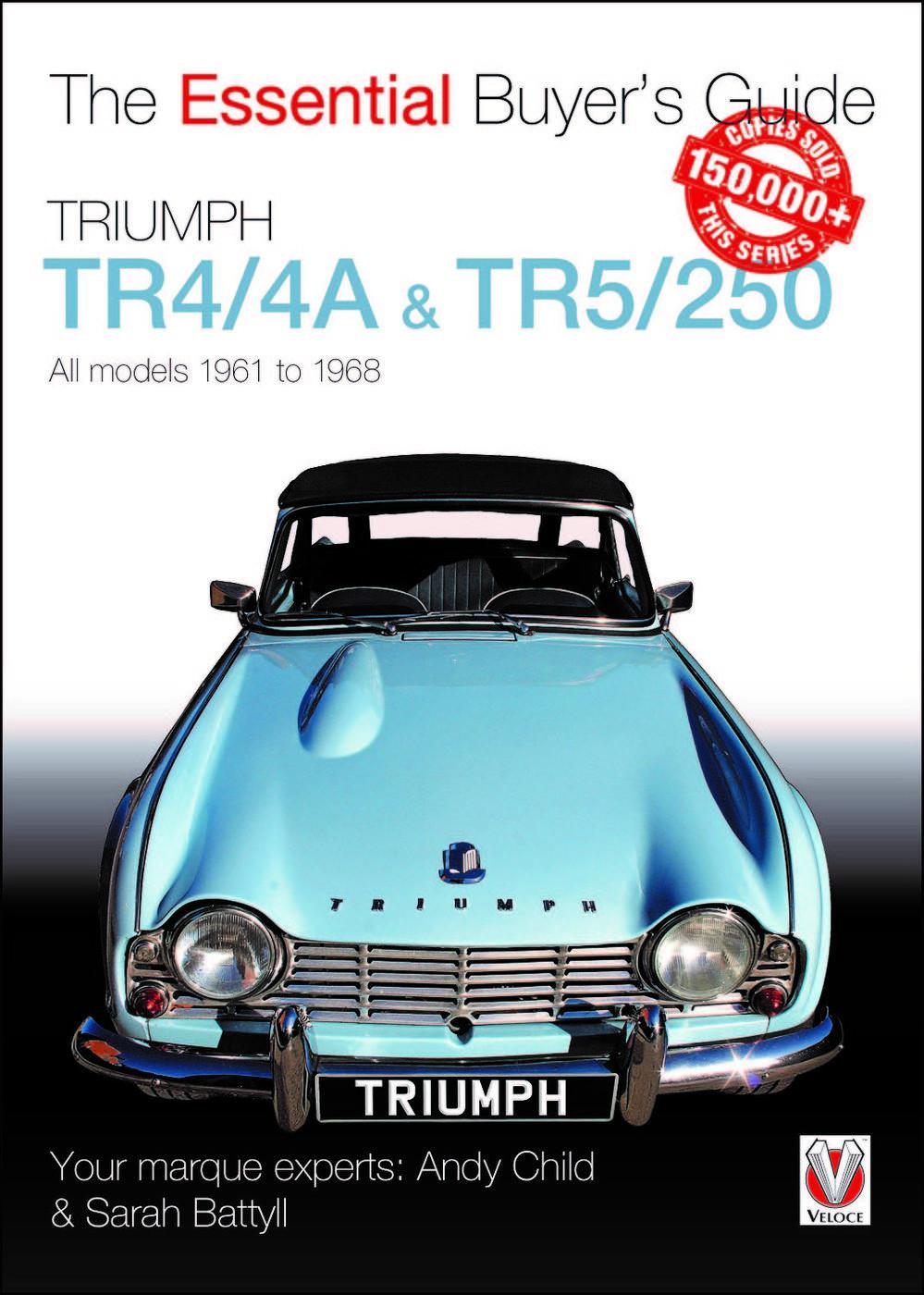 Triumph TR4/4A & TR5/250