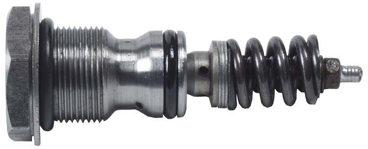 MG Shock absorber valve
