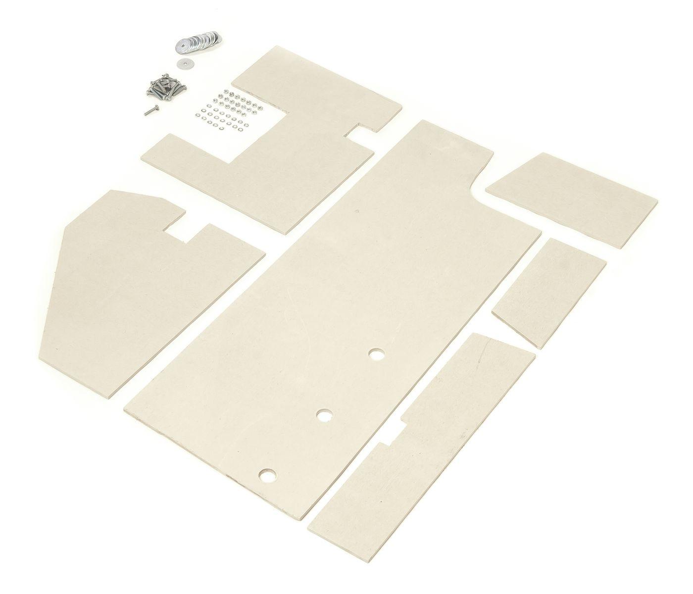 Heat shield kit